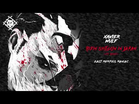 Xavier Wulf - Ridin Shotgun in Japan (Feat. KOHH) [Official Audio]