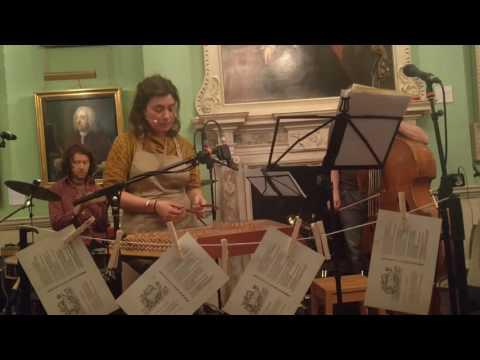 Broadside Ballads with Sam Lee, Lisa Knapp and Nathaniel Mann