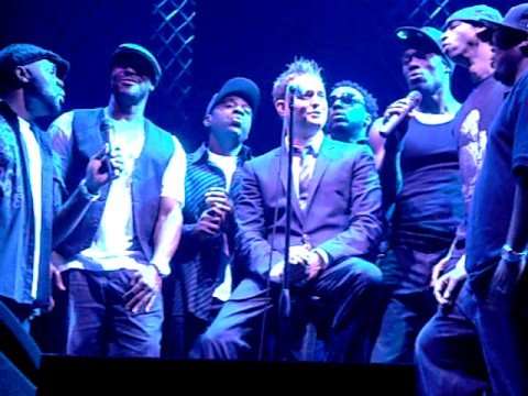 Naturally 7 and Michael Buble - Stardust