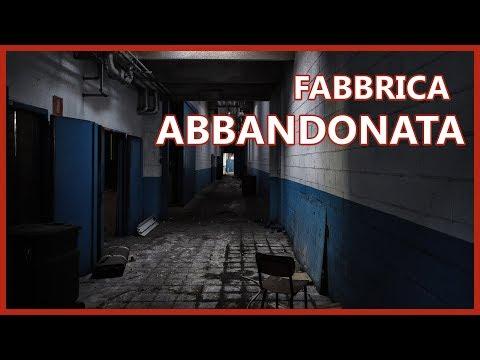 Fabbrica Abbandonata #officialtrailer
