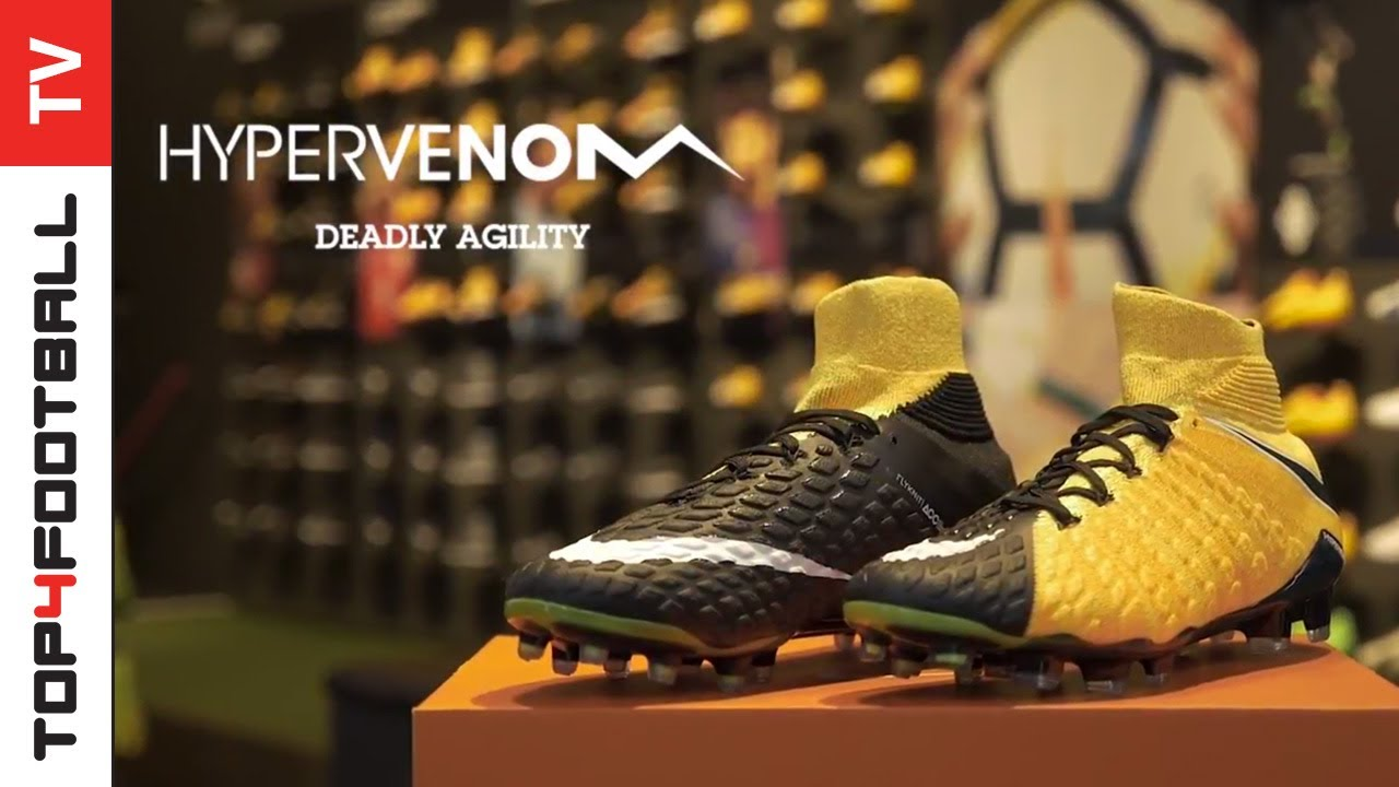 2fad38750 TOP4FOOTBALL UNBOXING - Nike Hypervenom Phantom III DF FG - YouTube
