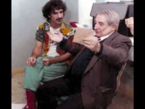 Nicolas Slonimsky on Frank Zappa
