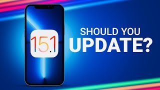 iOS 15.1 RELEASED  Should You Update?