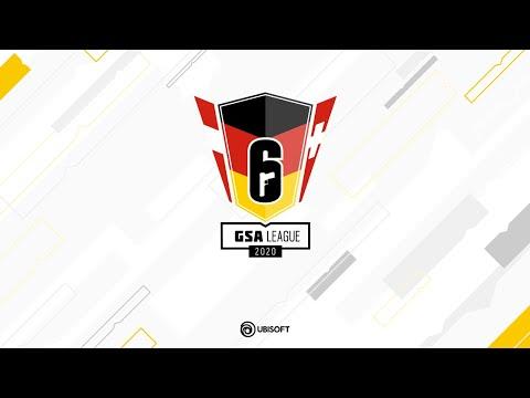 GSA League | 2020 | Season 1 | Spieltag 10 | Rainbow Six: Siege