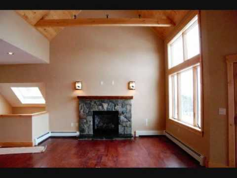 rangeley maine vacation home for sale on saddleback mountain youtube