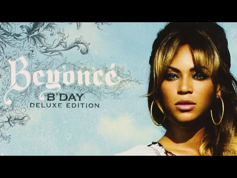Unboxing Beyoncé - B'Day deluxe edition