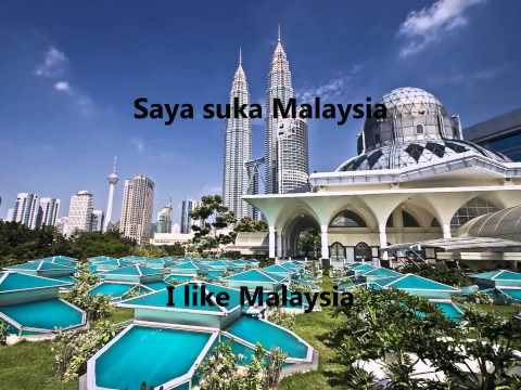 Bahasa melayu translation to English