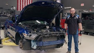 Adding 315HP to a 2016 Mustang GT with a Stage 2 Supercharger - Detroit Muscle S6, E11