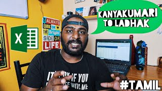 K2K My Ride Plan 2020 | Route + Budget + Full Details #Leh-Ladhak #Tamil