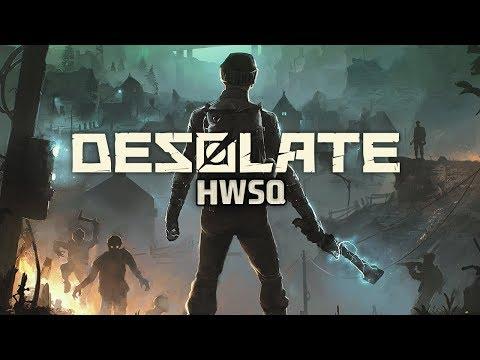 HOWAIZEN SQUAD 🤙 103 • COOP-HORROR mit dem HWSQ • Let's Play DESOLATE [001]