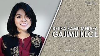Video KETIKA KAMU MERASA GAJIMU KECIL (Video Motivasi) | Spoken Word | Merry Riana download MP3, 3GP, MP4, WEBM, AVI, FLV September 2018