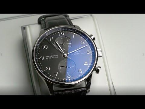 Jomashop Watch Reviews | IWC Portuguese Automatic Chronograph