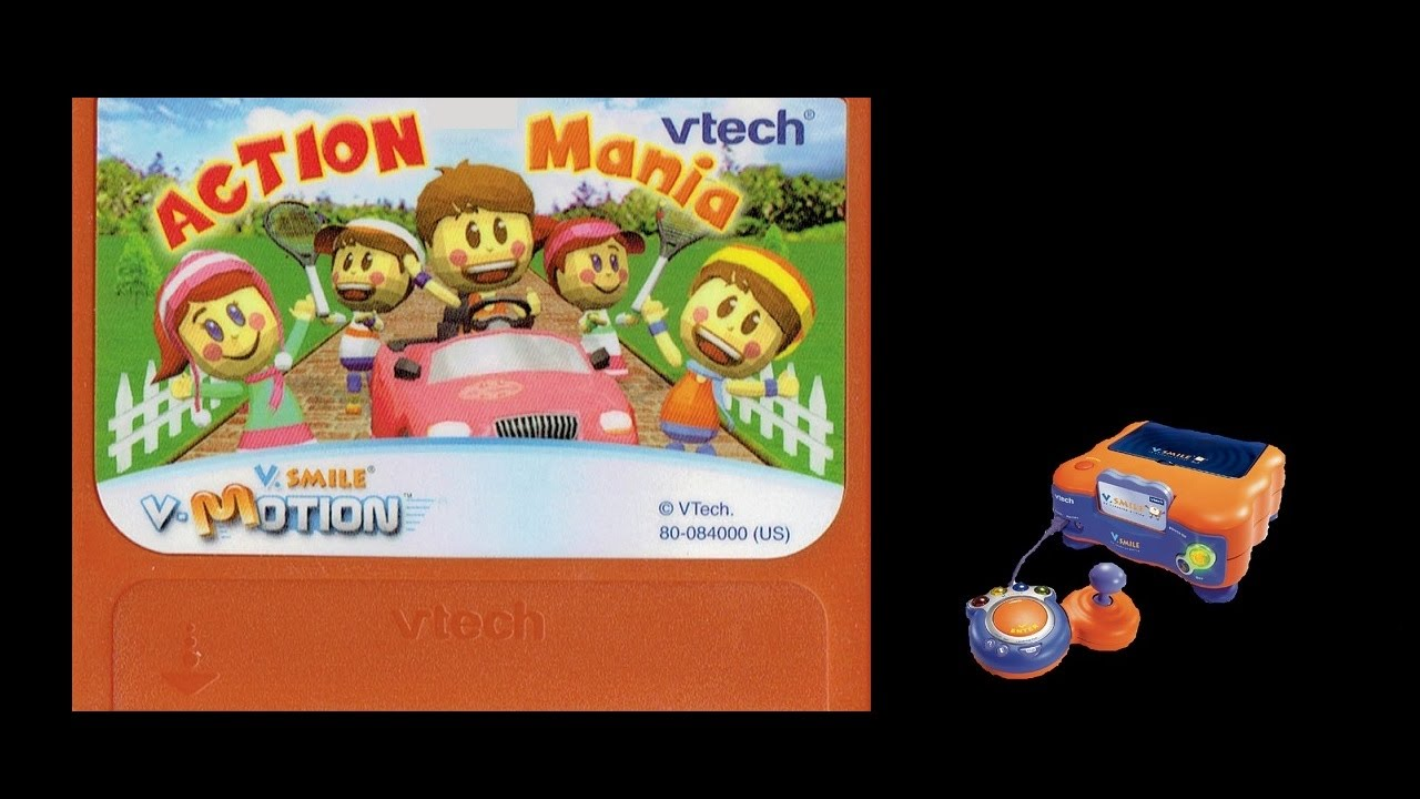 Vtech v smile hook up