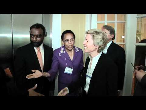 International Women's Forum in the Bahamas