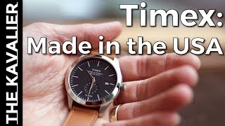 Timex American Documents Review - A 500 TIMEX