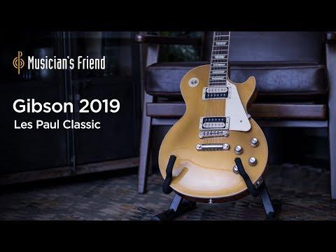Gibson 2019 Les Paul Classic Electric Guitar Demo