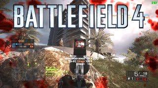 Late Night Tryharding - Battlefield 4 Competitive