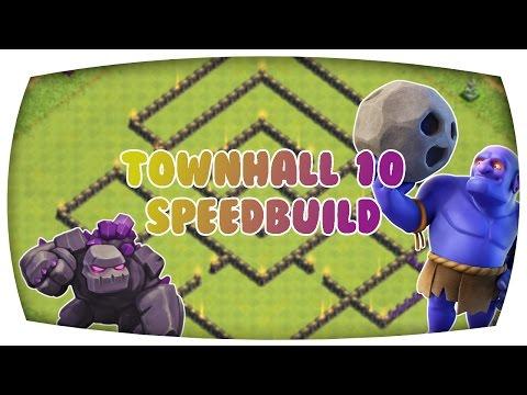 Rh10 | Hybrid Base | Bombenturm | Speedbuild
