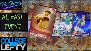AL EAST EVENT GAMEPLAY!! 15 TOTAL WINS! MLB THE SHOW 18
