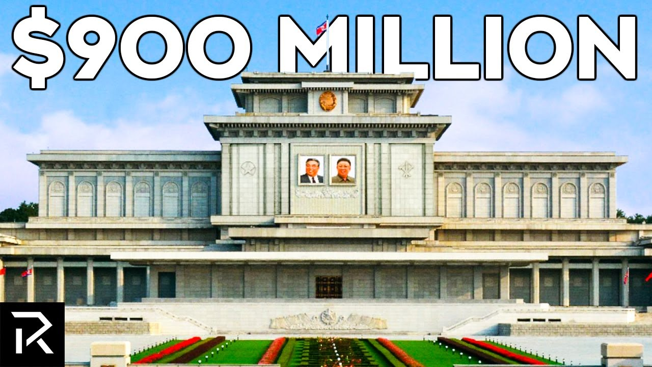 No One Lives In North Korea's $900 Million Palace