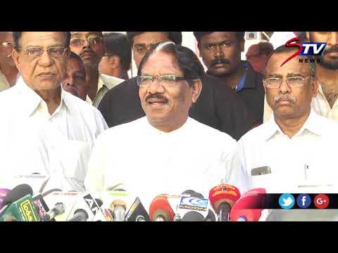 """""""M.Natarajan's Death is a Big Loss to Tamil & Tamil People"""" Says BharathiRaja #Sasikala #Natrajan"""