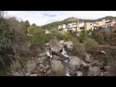 Desde las alturas 1. Guisando (Avila)Spain DJI 550