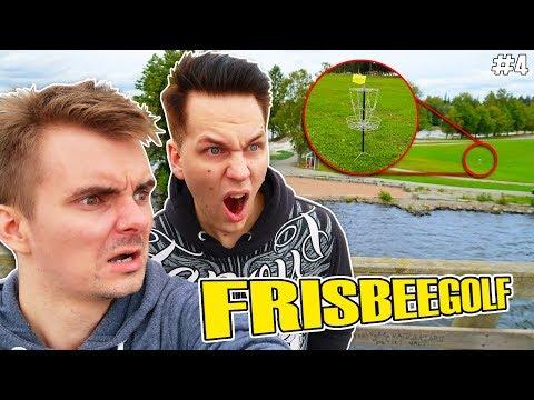 Frisbeegolf   Saako Täällä Edes Heittää? W/Emppu