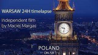 WARSAW 24H timelapse