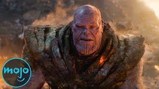 Top 10 Iconic Superhero Movie Endings