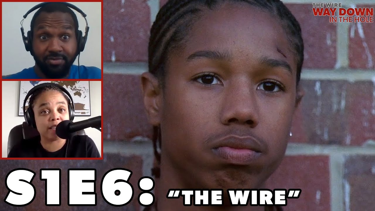 Download Wallace Isn't Built for This: The Wire, Season 1, Episode 6 Rewatch With Van Lathan & Jemele Hill