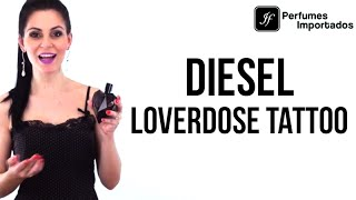 Perfume Diesel Loverdose Tattoo Feminino - Eau de Parfum