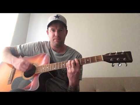 Pearl jam yellow Ledbetter easy guitar lesson 🤘🏻