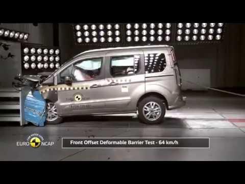 Ford Tourneo Connect Kaza Testi   Doblo mu? Tourneo mu?