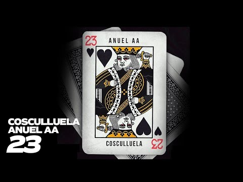 Cosculluela - 23 (feat. Anuel AA) [Official Music Lyric]