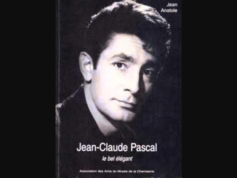 Jean-Claude Pascal - J'ai 50 ans ce soir