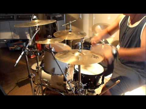 David - Inner Circle - Sweat (a la la long) Drum Cover