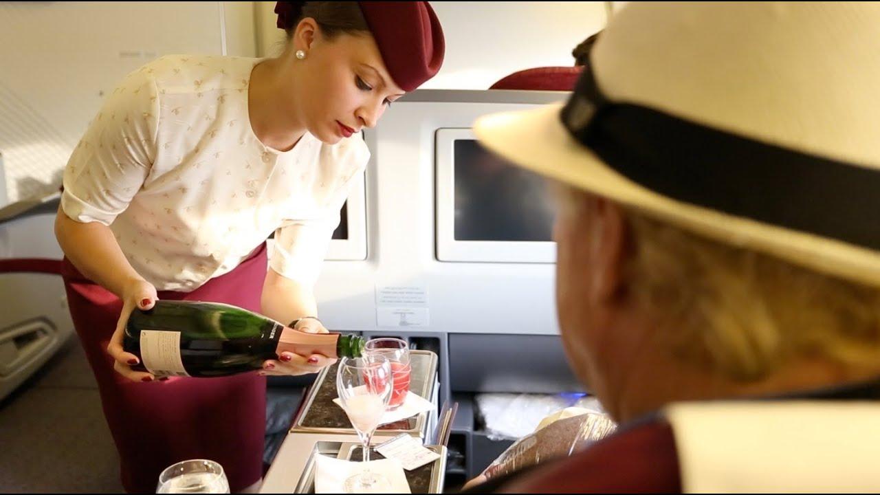 Inside Qatar Airways Youtube