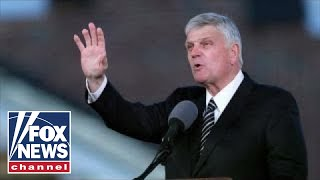 Franklin Graham stages California tour before primaries