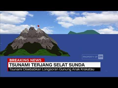 Tsunami Terjang Selat Sunda Mp3