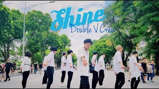[KPOP IN PUBLIC CHALLENGE] PENTAGON(펜타곤) _ Shine(빛나리) Dance Cover by Double V Crew from Vietnam