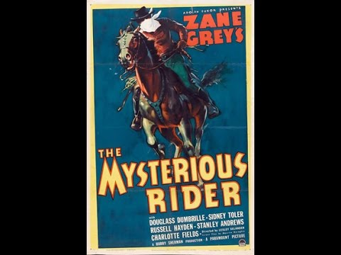 Mysterious Rider | Zane Grey | Westerns | Free Audio Book | English | 1/7