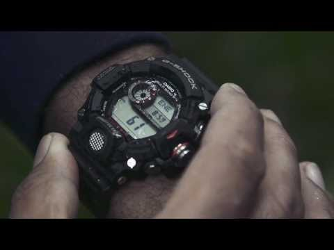 The G-Shock GW9400  Rangeman - Featuring Abe Dyer - Fitness Competitor & Trainer