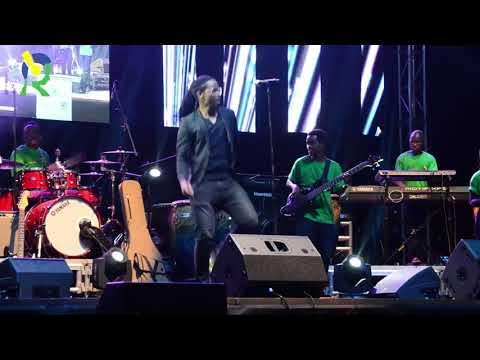 Igor Mabano & Sebeya Band Performance (FESPAD 2018)