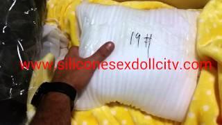 Nancy 156cm silicone sex doll part 1