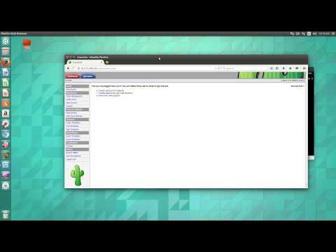 Installing Cacti Network Monitoring Server  On Ubuntu