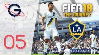 FIFA 18 : L'AVENTURE FR #5 - Transfert en MLS à Los Angeles !