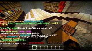 Eddied6698, Cheating in choicecraft factions