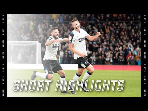 Derby Reading Goals And Highlights