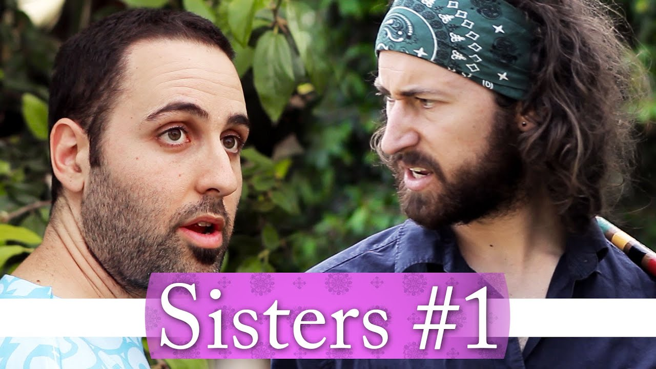 Sisters Episode 1: Strawberries {The Kloons}