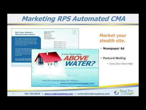 Acquire MORE SELLER LEADS with Automated CMA